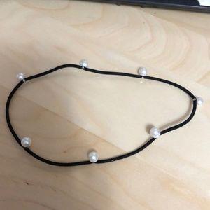 3FOR$15 Long Pearl Hair Tie